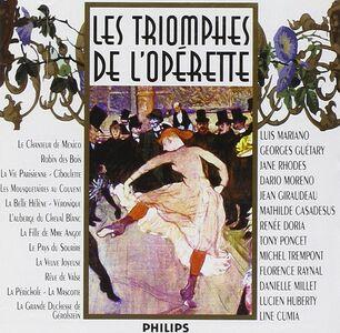 CD Triomphes De L'operette