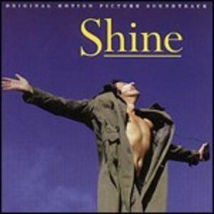 Foto Cover di Shine, CD di Sergei Vasilevich Rachmaninov, prodotto da Philips