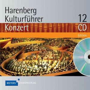 Foto Cover di Konzertfuhrer Harenberg, CD di  prodotto da Deutsche Grammophon