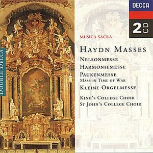 CD Messe di Franz Joseph Haydn