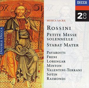 CD Petite Messe Solennelle - Stabat Mater di Gioachino Rossini