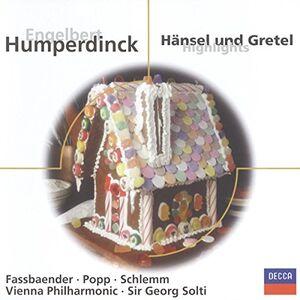 CD Hansel und Gretel di Engelbert Humperdinck