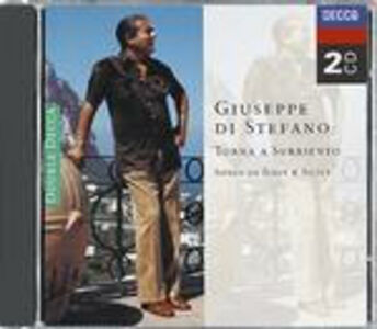 CD Torna a Surriento: Songs of Italy & Sicily