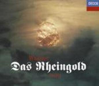 CD L'oro del Reno (Das Rheingold) di Richard Wagner