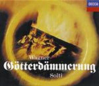 CD Il crepuscolo degli dèi (Götterdämmerung) di Richard Wagner
