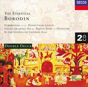 CD Essential Borodin di Alexander Porfirevic Borodin