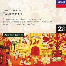 Essential Borodin - CD Audio di Alexander Porfirevic Borodin