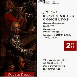 CD Concerti brandeburghesi completi di Johann Sebastian Bach