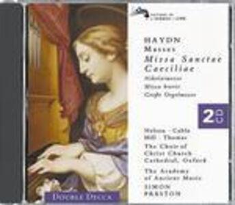 Foto Cover di Messe n.2, n.5, n.6, n.1, CD di AA.VV prodotto da Decca