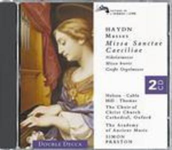 CD Messe n.2, n.5, n.6, n.1 di Franz Joseph Haydn