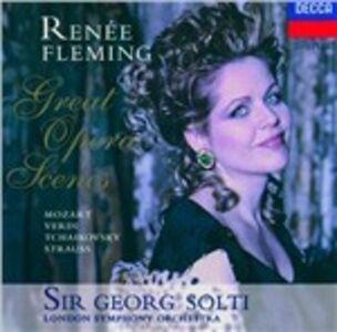 CD Great Opera Scenes