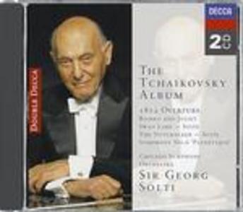 CD The Tchaikovsky Album di Pyotr Il'yich Tchaikovsky