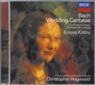 CD Cantate nuziali di Johann Sebastian Bach