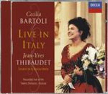 CD Live in Italy