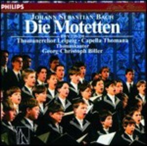 CD Mottetti di Johann Sebastian Bach