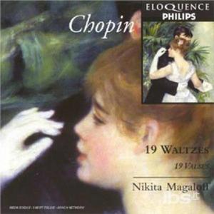 CD 19 Valzer di Fryderyk Franciszek Chopin