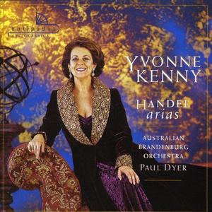 CD Handel Arias di Georg Friedrich Händel