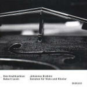 CD Sonate per viola op.120 n.1, n.2 di Johannes Brahms