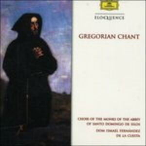 CD Gregorian Chant From Silo