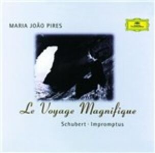 CD Le Voyage Magnifique di Franz Schubert