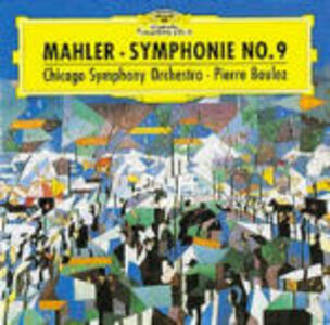 Sinfonia n.9 - CD Audio di Pierre Boulez,Gustav Mahler,Chicago Symphony Orchestra