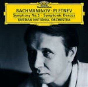 CD Sinfonia n.3 - Danze sinfoniche di Sergei Vasilevich Rachmaninov