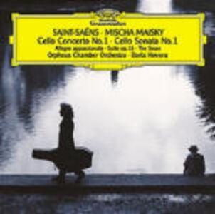 CD Concerto per violoncello n.1 di Camille Saint-Saëns