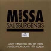 CD Missa Salisburgensis Heinrich Ignaz Franz Von Biber