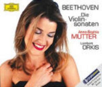 CD Sonate per violino e pianoforte complete di Ludwig van Beethoven