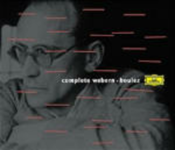 CD L'opera completa di Anton Webern
