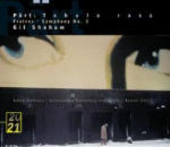 CD Fratres - Tabula Rasa - Sinfonia n.3 di Arvo Pärt
