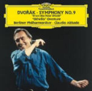 CD Sinfonia n.9 - Ouverture Othello di Antonin Dvorak