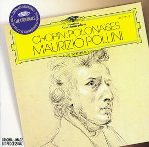 Polacche - CD Audio di Fryderyk Franciszek Chopin,Maurizio Pollini