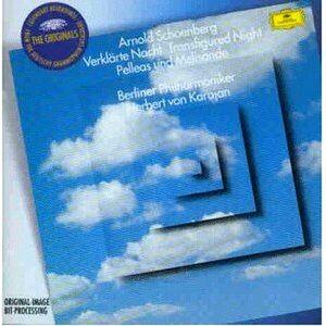 Foto Cover di Notte trasfigurata (Verklärte Nacht) - Pelleas und Melisande, CD di AA.VV prodotto da Deutsche Grammophon