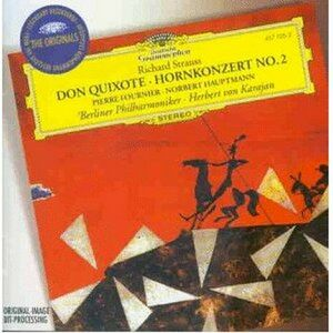 CD Don Chisciotte (Don Quixote) - Concerto per corno n.2 di Richard Strauss