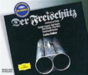 CD Il franco cacciatore (Der Freischütz) di Carl Maria Von Weber