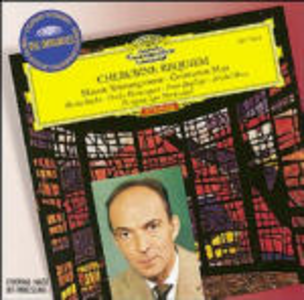 CD Requiem in Re / Messa K427 Luigi Cherubini , Wolfgang Amadeus Mozart
