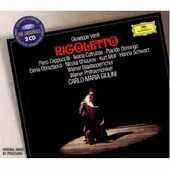 CD Rigoletto Placido Domingo Giuseppe Verdi Carlo Maria Giulini