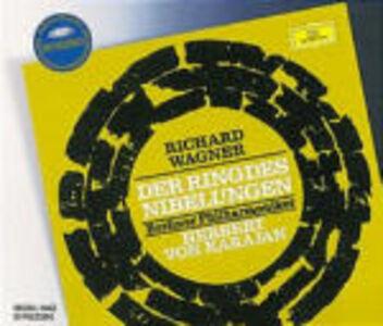 Foto Cover di L'Anello del Nibelungo (Der Ring des Nibelungen), CD di AA.VV prodotto da Deutsche Grammophon