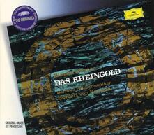 L'oro del Reno (Das Rheingold) - CD Audio di Richard Wagner,Herbert Von Karajan,Berliner Philharmoniker,Dietrich Fischer-Dieskau,Helen Donath