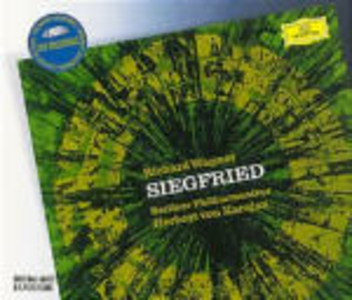 CD Sigfrido (Siegfried) di Richard Wagner