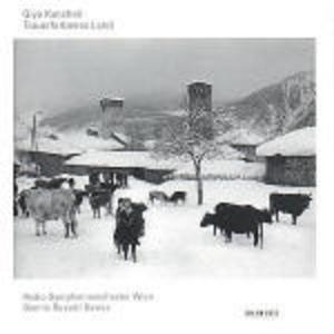 CD Trauerfarbenes Land di Giya Kancheli