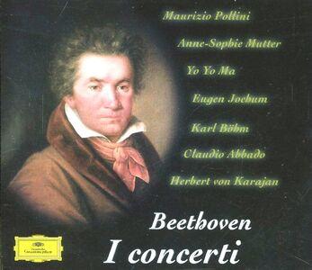 CD I concerti di Ludwig van Beethoven