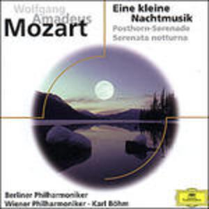 Eine Kleine Nachtmusik - CD Audio di Wolfgang Amadeus Mozart