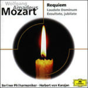 CD Requiem di Wolfgang Amadeus Mozart