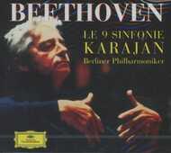 CD Sinfonie complete Ludwig van Beethoven Herbert Von Karajan Berliner Philharmoniker