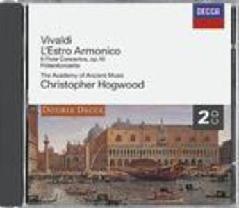 CD L'estro armonico di Antonio Vivaldi
