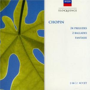 CD Preludi - Ballate di Fryderyk Franciszek Chopin