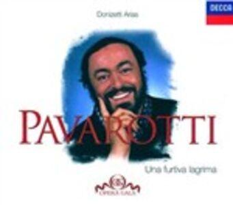 CD Una furtiva lagrima. Donizetti Arias di Gaetano Donizetti