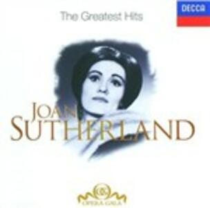 The Greatest Hits - CD Audio di Joan Sutherland